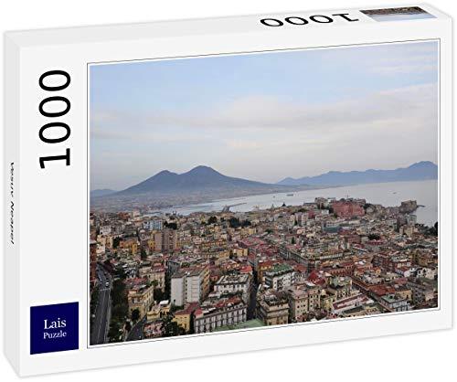 Lais Puzzle Vesuvio Napoli 1000 Pezzi