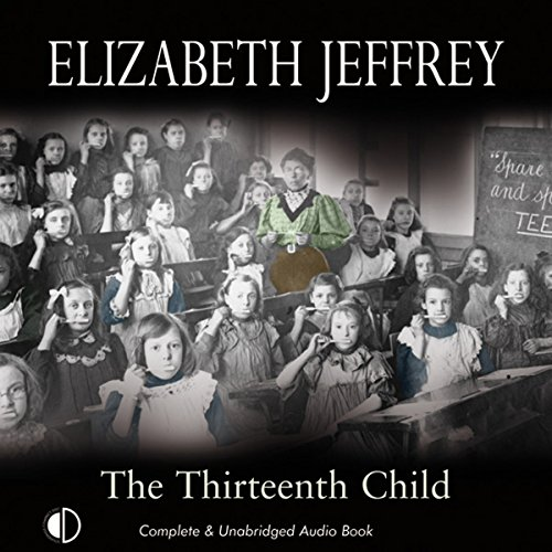 The Thirteenth Child audiobook cover art