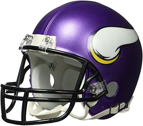 NFL Riddell Football Mini-Helm Minnesota Vikings