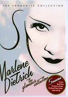 Marlene Dietrich: The Glamour Collection (Morocco / Blonde Venus / The Devil Is a Woman / Flame of New Orleans / Golden Earrings)