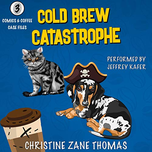 Cold Brew Catastrophe cover art