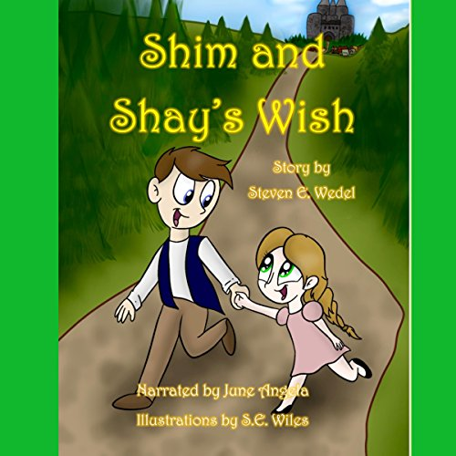 Shim and Shay's Wish audiobook cover art