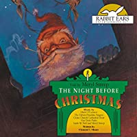The Night Before Christmas audio book