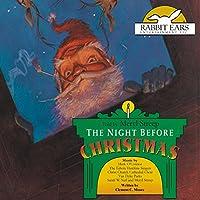 The Night Before Christmas livre audio