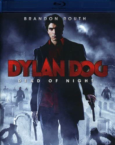 Dylan Dog Dead of Night Blu ray product image