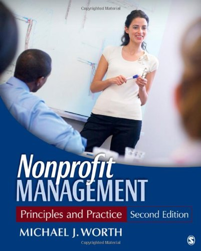 kX4 eBook] Nonprofit Management: Principles and Practice By Michael