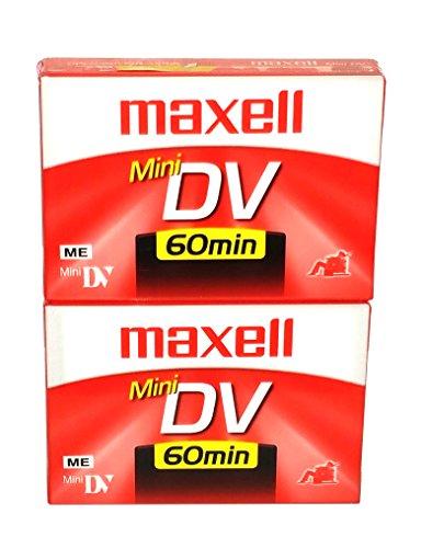 Quality Product By Maxell - Mini Dv - 2 Pk