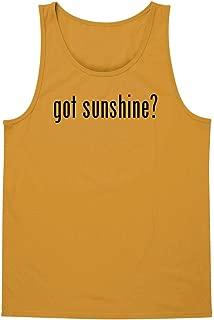 The Town Butler got Sunshine? - A Soft & Comfortable Unisex Men's & Women's Tank Top