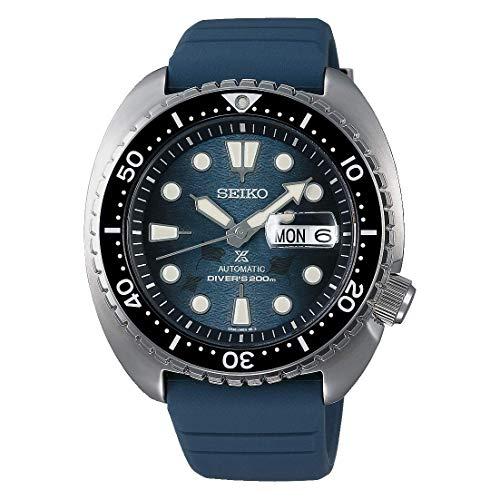 Reloj Seiko Prospex Automatico Diver's 200m Acier Silicone SRPF77K1