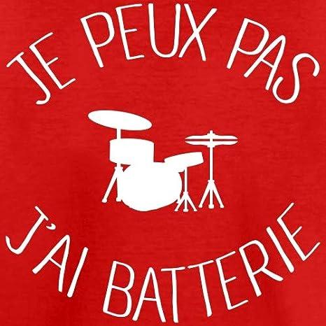 Je Peux Pas JAi Batterie T-Shirt Premium Ado