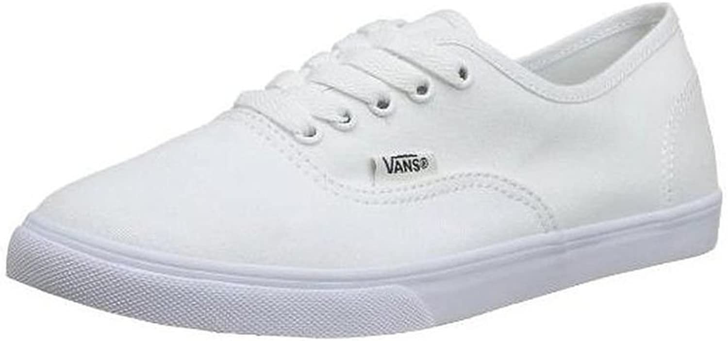 Vans Authentic Lo Pro True White Unisex shoes (3.5)