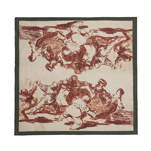 Pañuelo del Museo del Prado 'Disparate alegre-Goya'