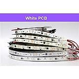 Lámpara Led Con Ws2811 Lámpara Ic Externa A Todo Color Con Lámpara Programable 12V5050Rgb Barra De Luz Flexible Para Exteriores