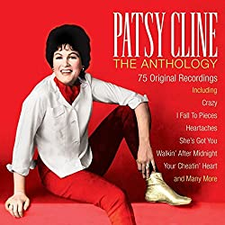 75 Greatest Hits of Patsy Cline (3 CD Boxset)