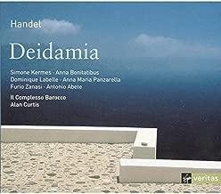 Handel - Deidamia / Kermes, Bonitatibus, Labelle, Panzarella, Zanasi, Abete, Il Complesso Barocco, Curtis