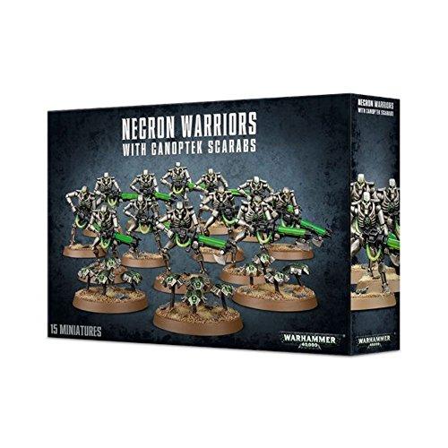 Necron Warrior Squad