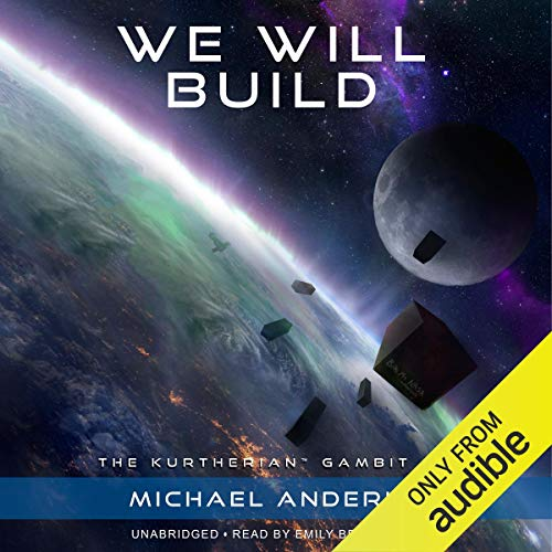 We Will Build cover art