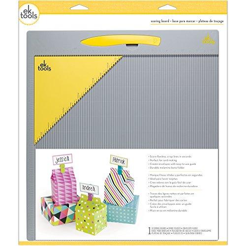 EK Tools EK 12x12 Standard Scoring Board, no aplicable, Multicolor, 41.91 x 35.56 x 1.77 cm