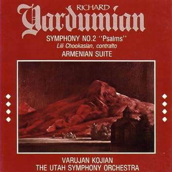 Richard Yardumian, Symphony No. 2