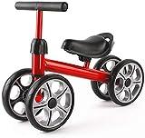 LGLE Baby Walker Sin Pie Pedal Bicicletas Triciclo Equitación Juguetes Niños Tres Ruedas Equilibrio Bicicleta Scooter Bebé Caminantes Bicicletas Portátil
