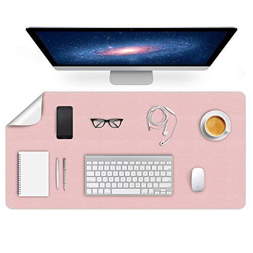 BigHala - Bloc de Escritorio de Oficina Antideslizante con Textura en la Parte Superior de los escritorios para Ordenador portátil y Escritorio