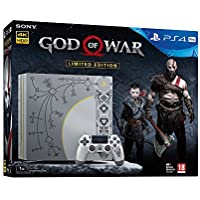PlayStation 4 Pro + God Of War - Limited Edition [Bundle] [Importación italiana]