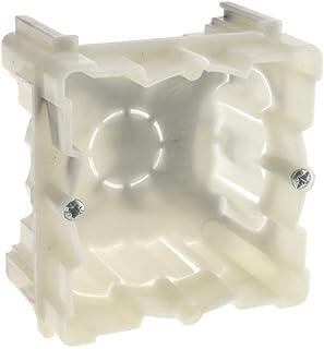 MYhose Casete del Soporte de la Pared de la Caja de Conexiones del PVC de la Caja de Conexiones 86 para la Base del Enchufe del Interruptor