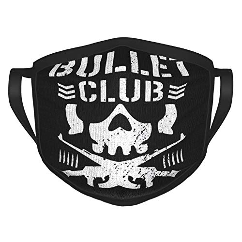 Oyshriola Light Weight Adult Fashion Bullet Club Comfortable,Reusable,Masks Suitable for Men and Women