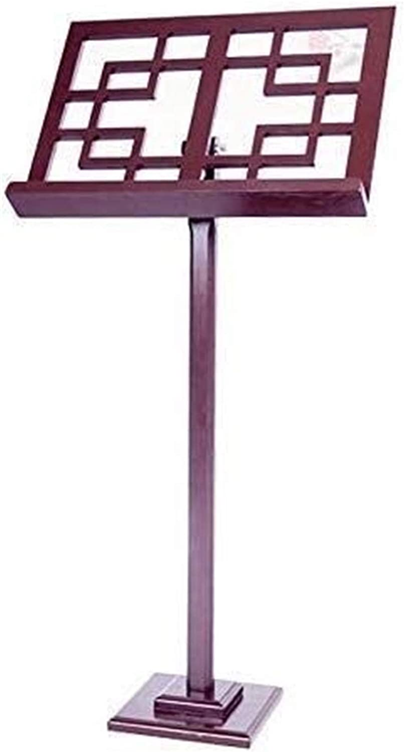 DYB Music Stand Foldable Wooden Stan Selling Classical Quality inspection