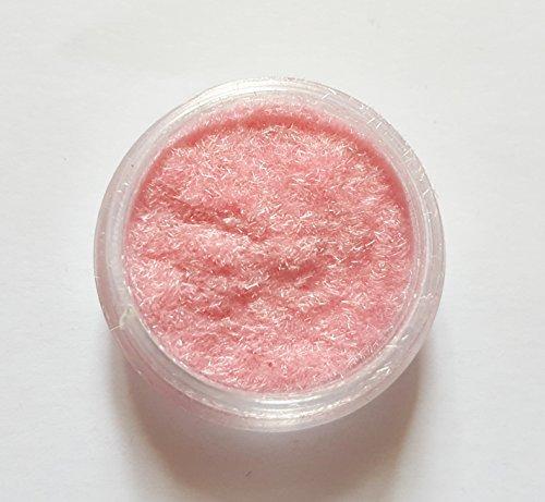 NEW Nail Art Velvet peluche douce rose poudre döschen Kit pour ongles Design, Powder, Accessoires, paillettes, poudre