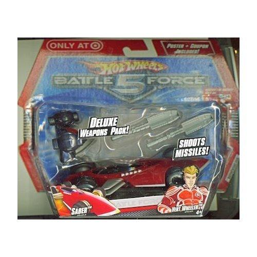 hot wheels battle force 5 cars - 2
