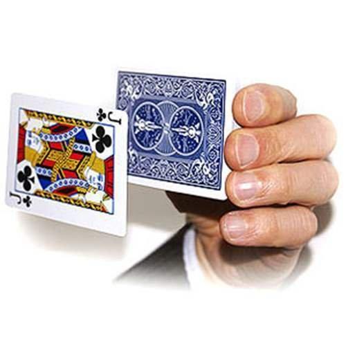 Mazzo di Carte Bicycle Floating Card - Levitazione Misteriosa (Gimmick e Mazzo) - Giochi di Prestigio e Magia