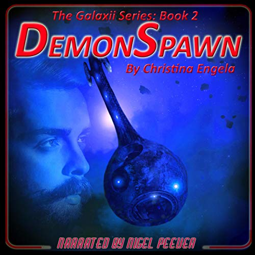 Demonspawn Audiobook By Christina Engela cover art
