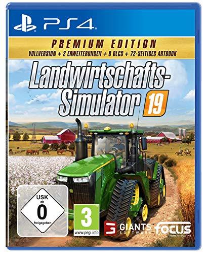 Landwirtschafts-Simulator 19 - Premium Edition - [PlayStation 4]