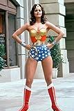 Lynda Carter Mini-Poster, Wonder Woman, 28 x 43 cm