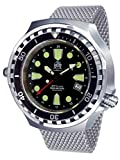 Tauchmeister Germany Diver T0299MIL - Movimento svizzero 24h GMT