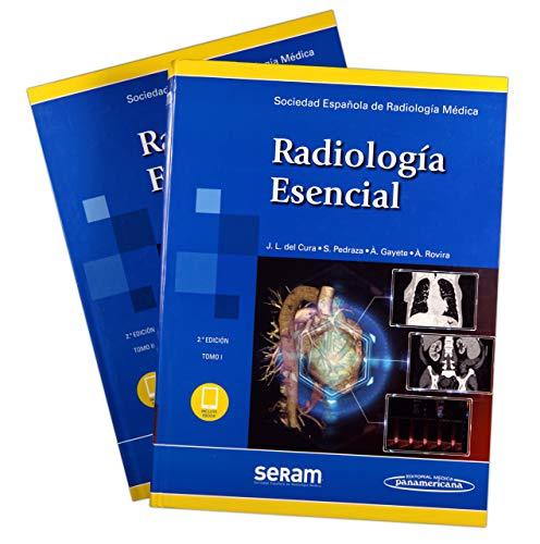 Radiología Esencial, 2 Volúmenes (Tomo I y II), 2ª edición
