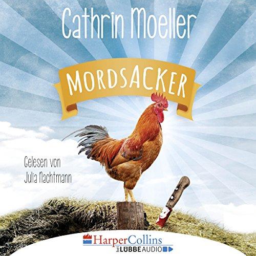 Mordsacker audiobook cover art