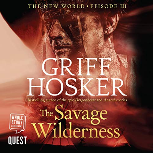 The Savage Wilderness cover art