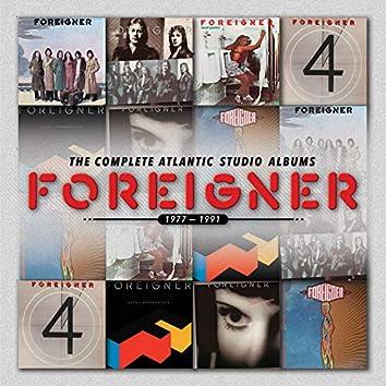 The Complete Atlantic Studio Albums 1977 - 1991