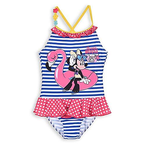 Disfraz completo de playa oficial Disney Minnie para nia piscina 3127 turquesa 4 Aos