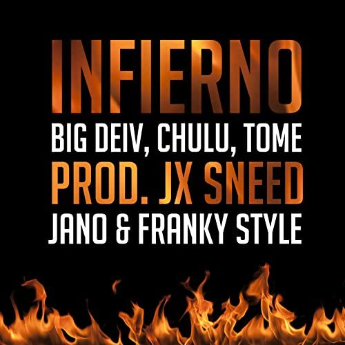 Big Deiv feat. Chulu, Jano, Tome Coke  & Franky Style