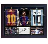 SGH SERVICES Gerahmter Rahmen 2018 Lionel Messi Argentinien