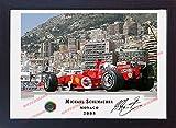 SGH SERVICES Michael Schumacher Monaco Ferrari F310