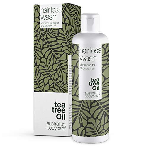 Australian Bodycare hair loss shampoo - Haarwachstum Shampoo 250 ml | Anti Haarausfall Shampoo | Haarwuchsmittel, um Haarwachstum zu beschleunigen | Effektiv gegen Haarausfall
