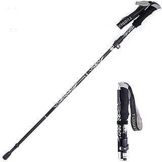 BRISKARII Trekking Poles - Adjustable Hiking or Walking Sticks - Strong, Lightweight Aluminum 7075 - Quick Lock, Suitable ...