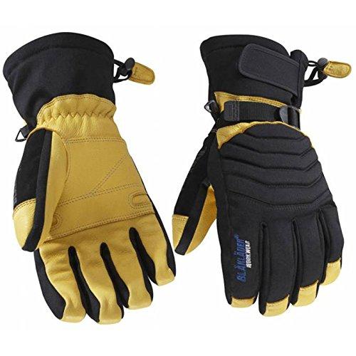 """Blakläder Handschuhe """"Handwerk"""", 1 Stück, 10, schwarz / gelb, 22383922993310"""