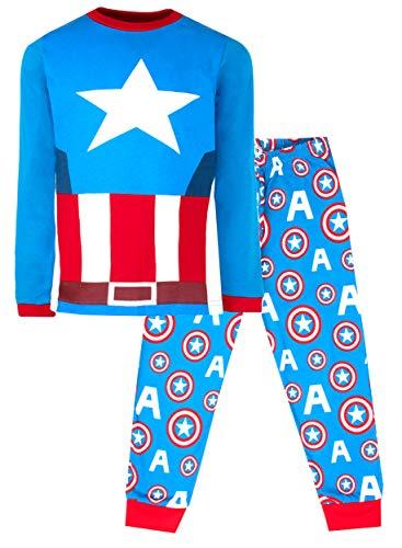 Marvel Conjunto de Pijamas 3 a 10 a–os...
