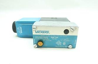 VICKERS DG4V-3-OB-M-FWL-H7-60-EN21 Hydraulic Directional Control Valve 24V-DC
