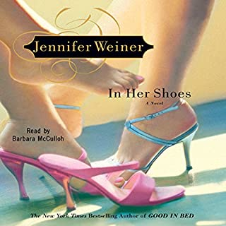 In Her Shoes audiobook cover art